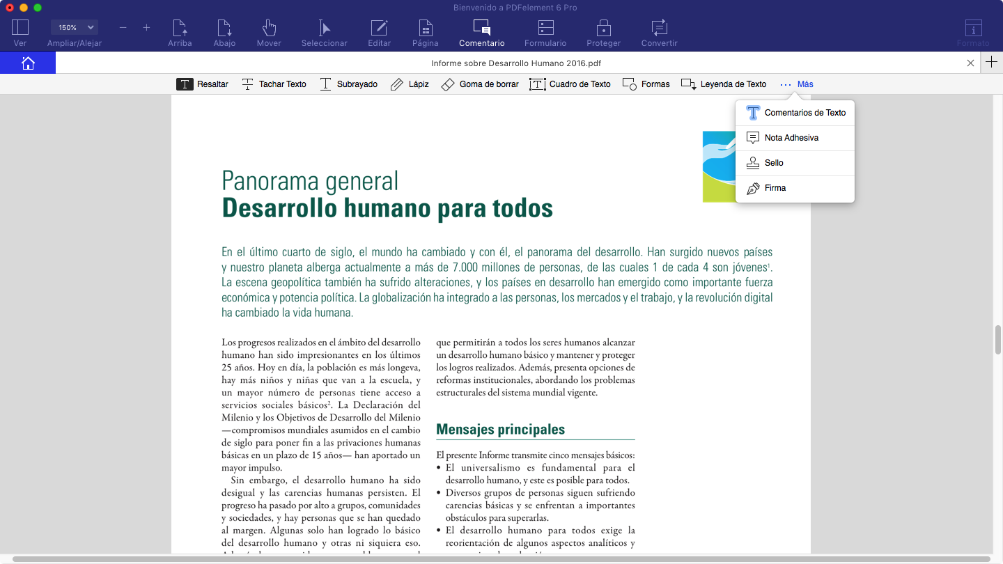 resaltar pdf con preview