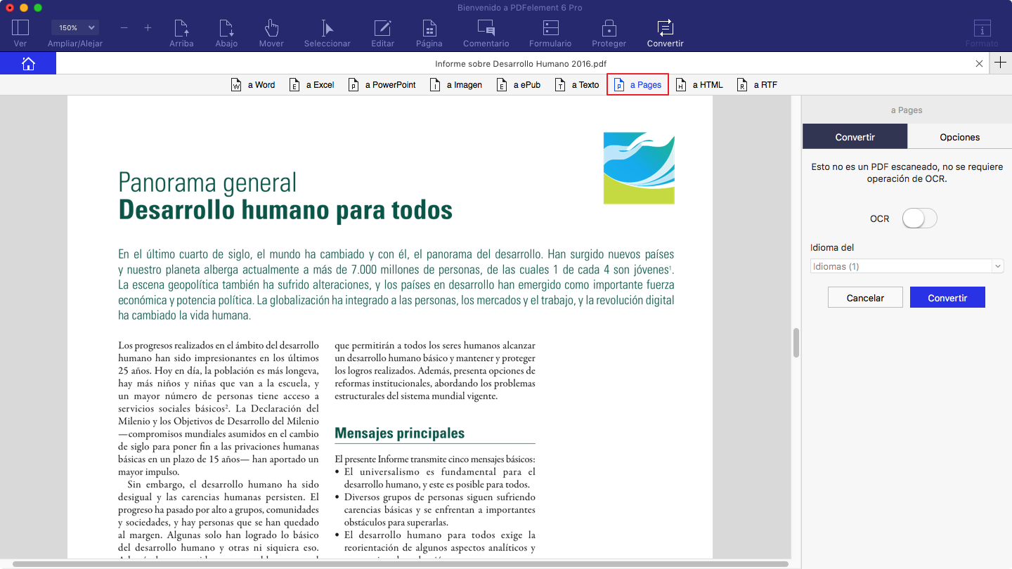 Qué Formatos de eBook Soporta iPad