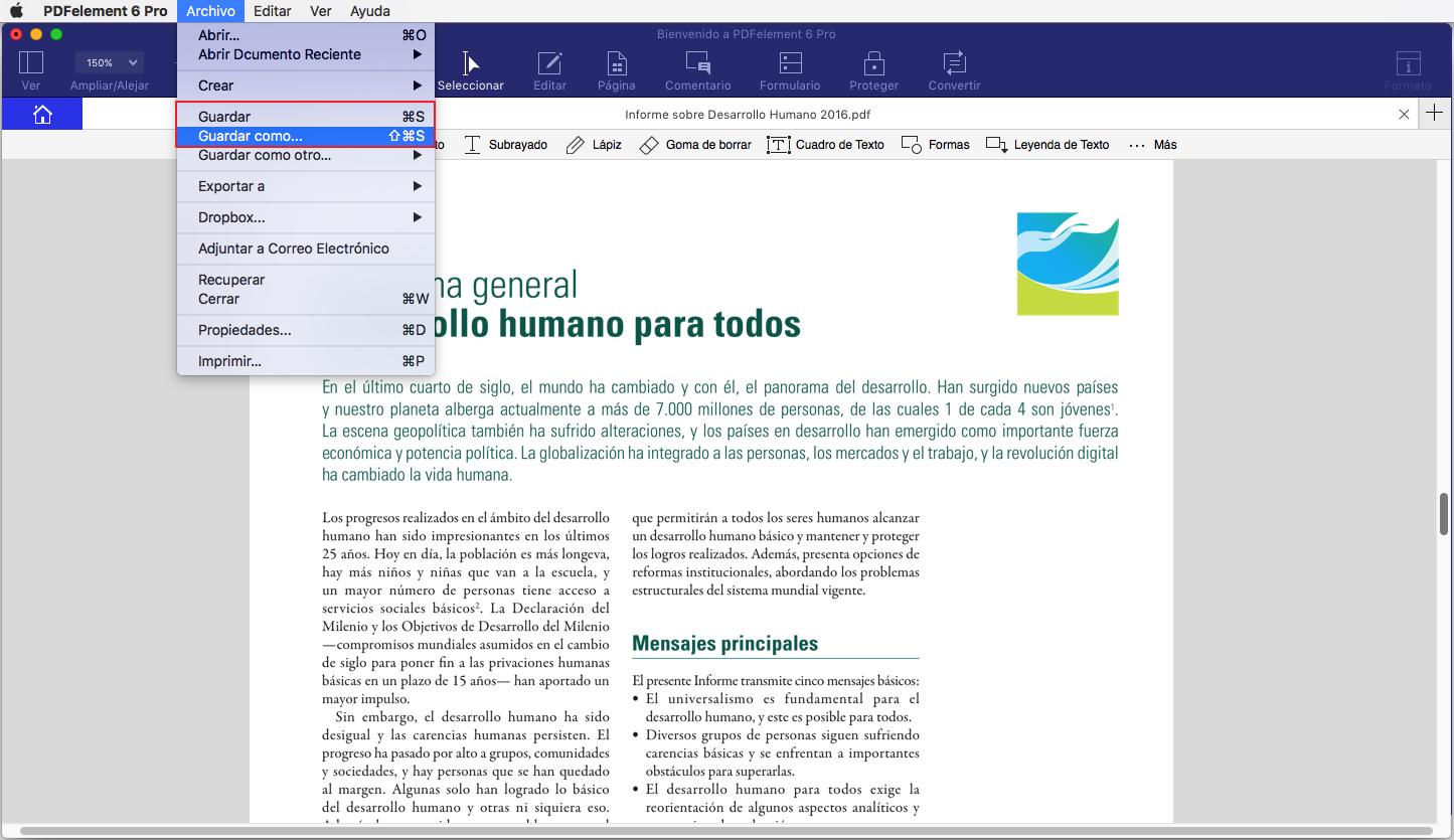 mejor pdf creator mac