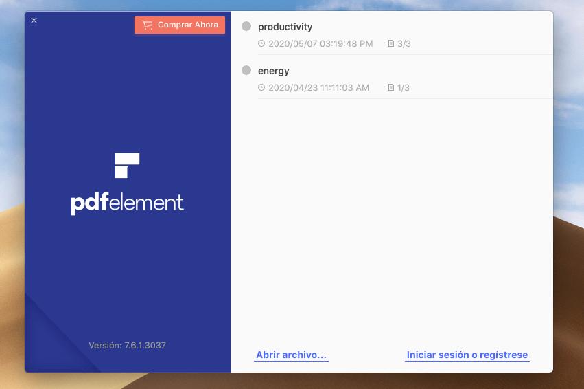 insertar imagen en pdf mac