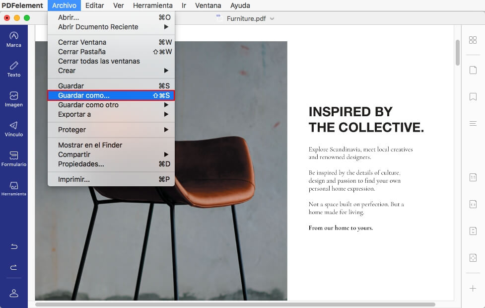 como editar texto en pdf en mac