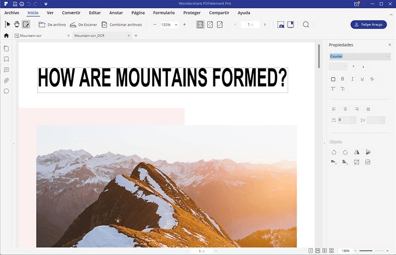 pdf escaneado