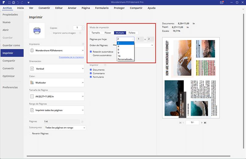 Cómo Imprimir Archivos PDF a Doble Cara
