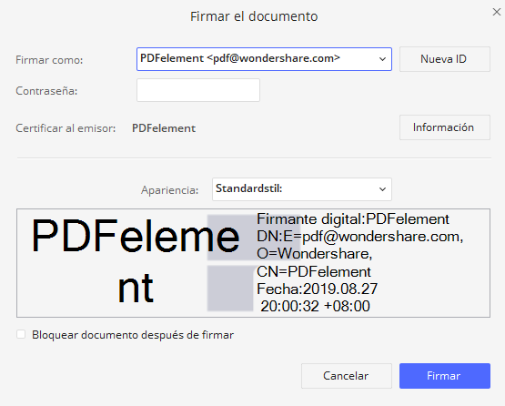 firmar digitalmente pdf en mac