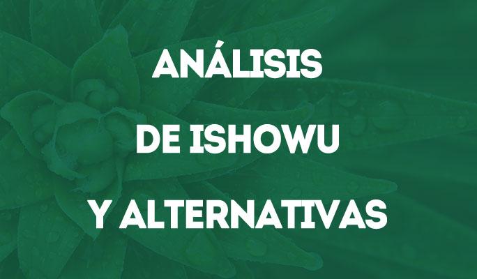 Análisis de iShowU y alternativas