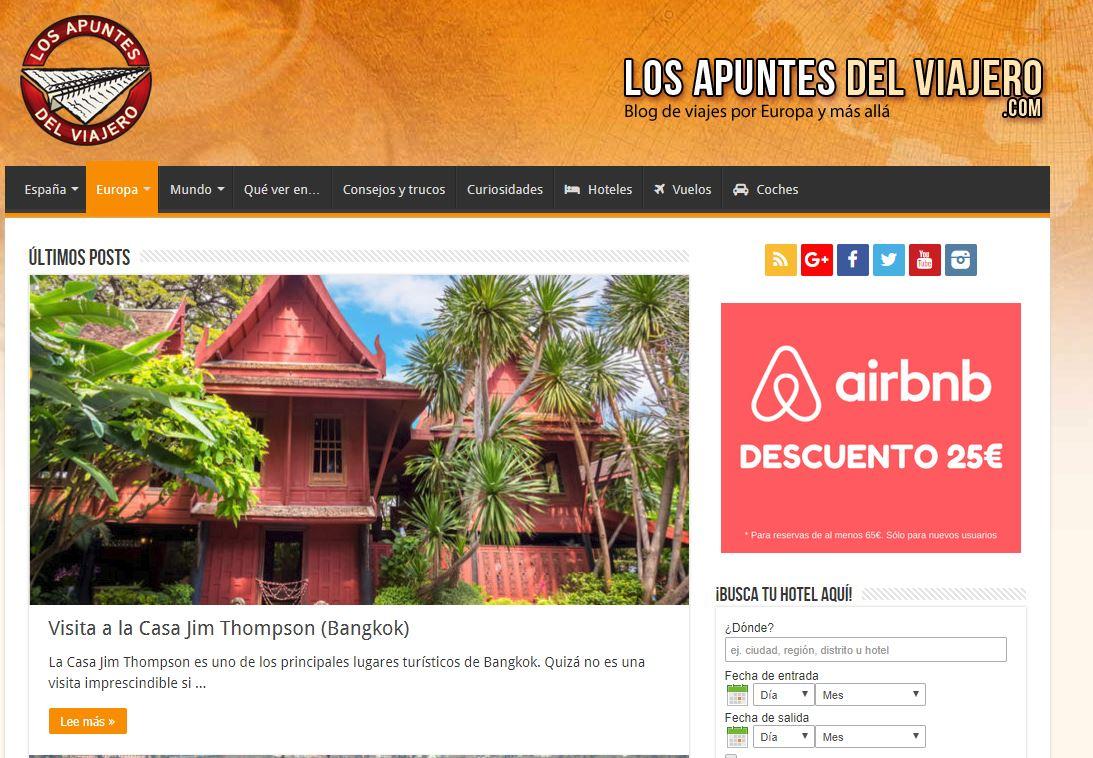 apuntes del viajero mejor blog espana
