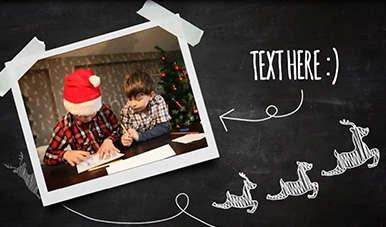4 Maneras de hacer Tarjetas de Navidad gratis