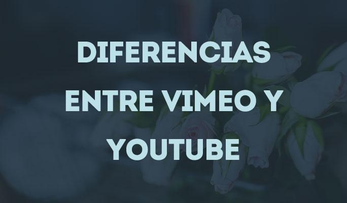 Diferencias entre Vimeo y YouTube