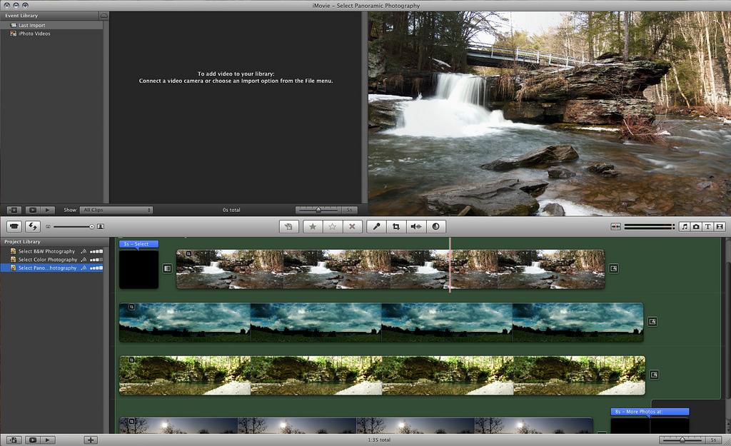 iMovie para Windows / PC- 10 mejores alternativas