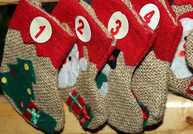 juegos de navidad calcetines