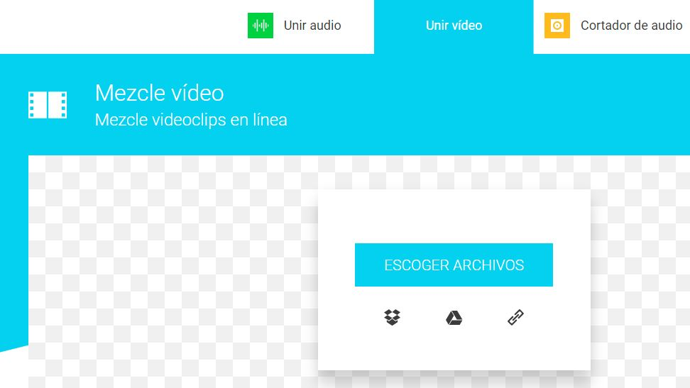 merge video unir videos