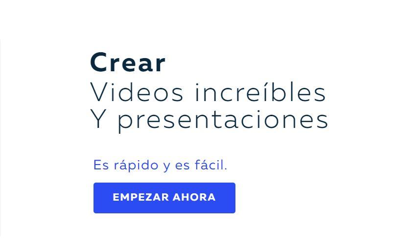 crear video animado
