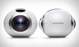 Las Mejores 5 Alternativas a la Cámara Samsung Gear 360