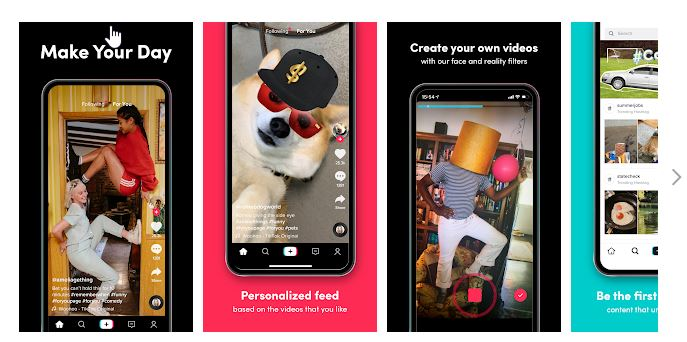tiktok apk editar video-android