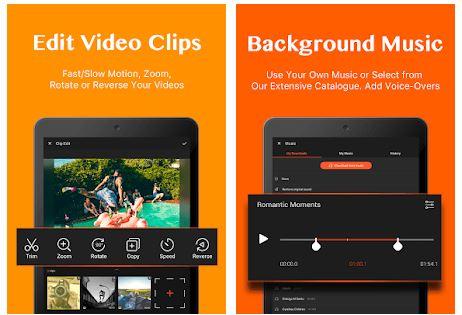 edición de video en celular