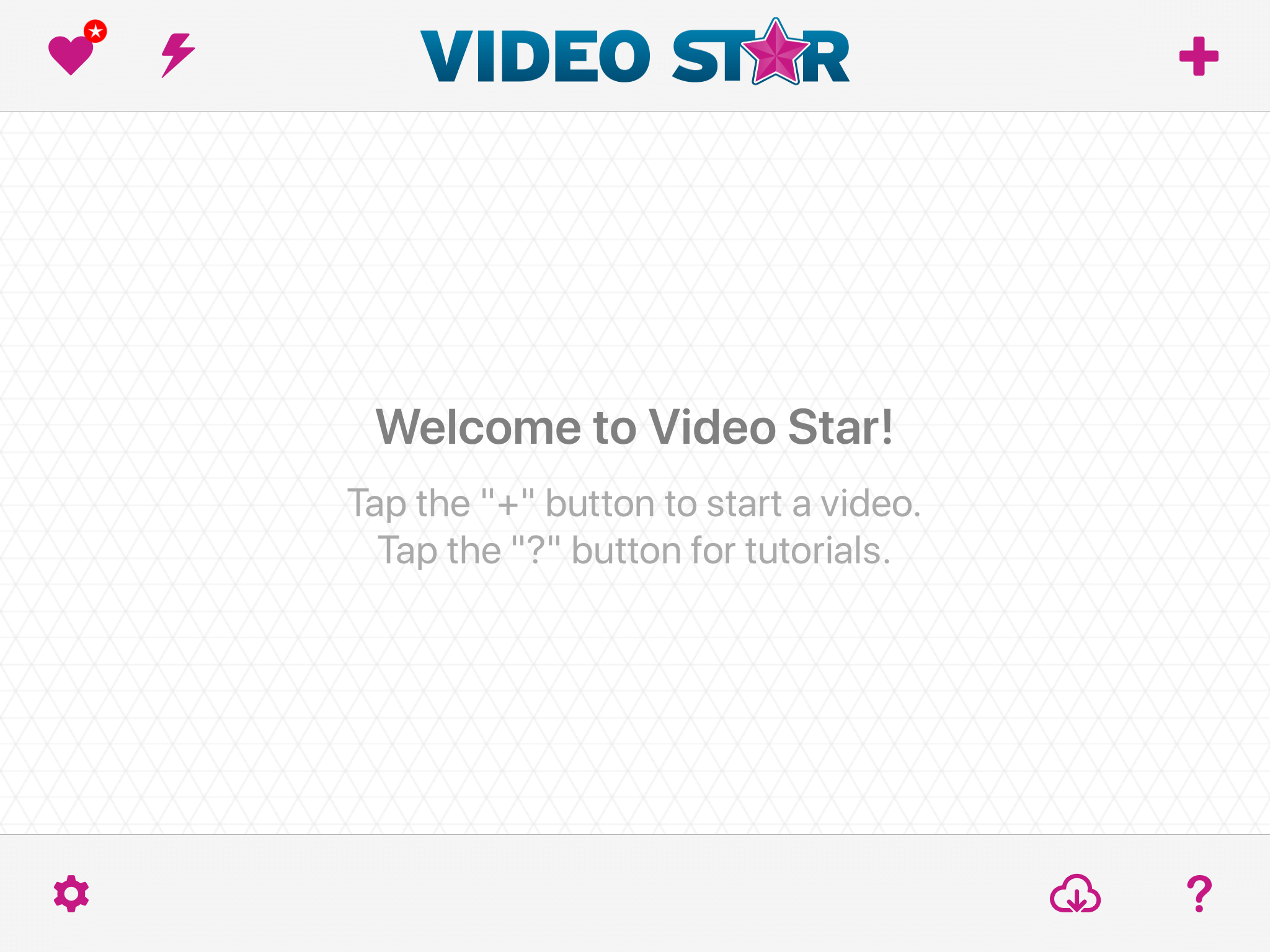 video star hacer video