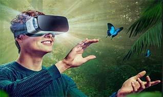 ¿Dónde Ver Contenido de Realidad Virtual?