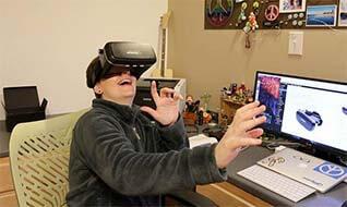 ¿Por qué no hay tanto contenido de Realidad Virtual?
