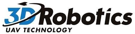 3d robotics drone logo