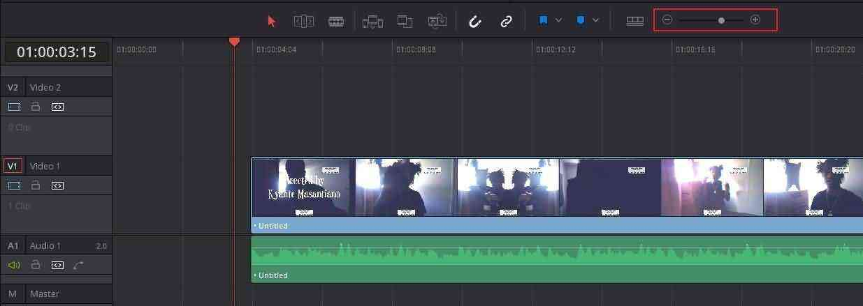 add titles in davinci resolve step 1