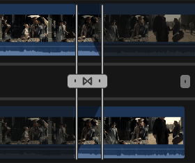 Precision editor option to adjust transition duration