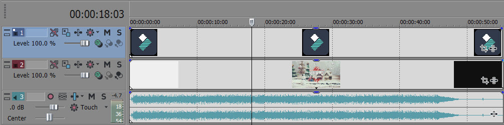 Length for entire video