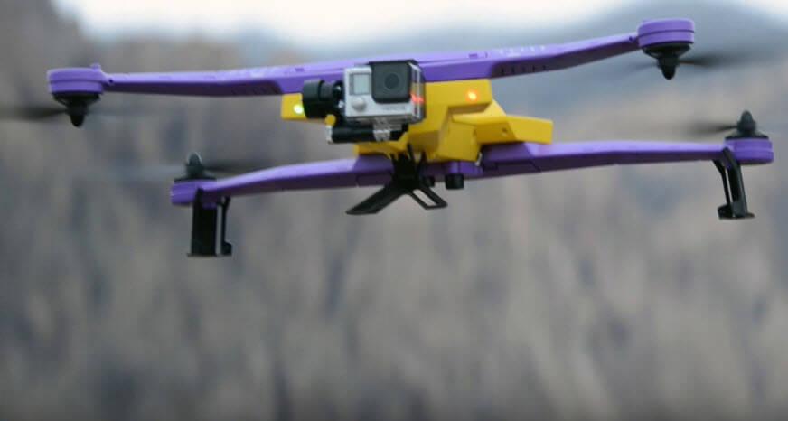Los 10 mejores drones que te siguen airdog
