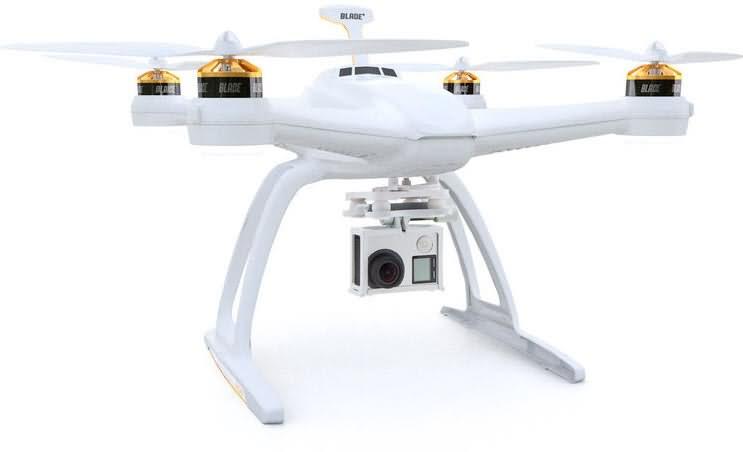 blade chroma quadcopter drone mejores drones con vuelos más largos de 2018