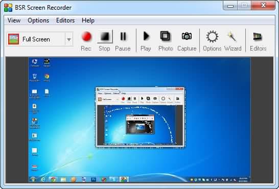 bsr-screen-recorder