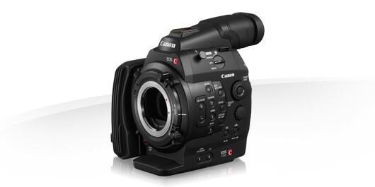 canon-eos-c500 cámara de 4K
