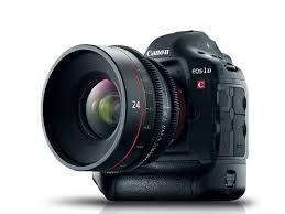 canon-eos cámara de 4K