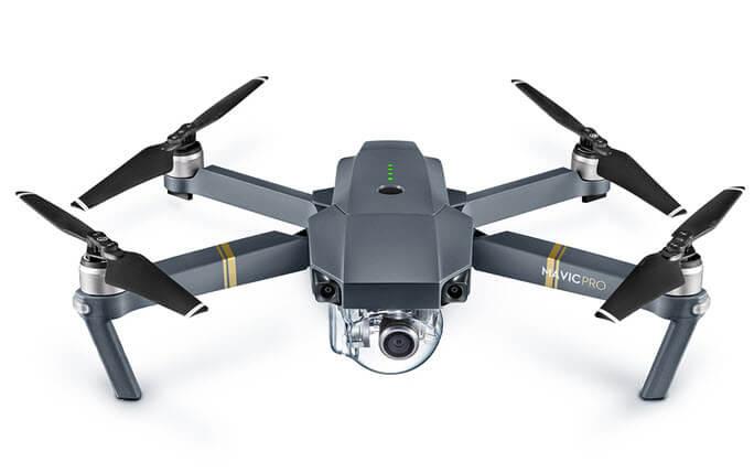 Los 10 mejores drones que te siguen dji mavic