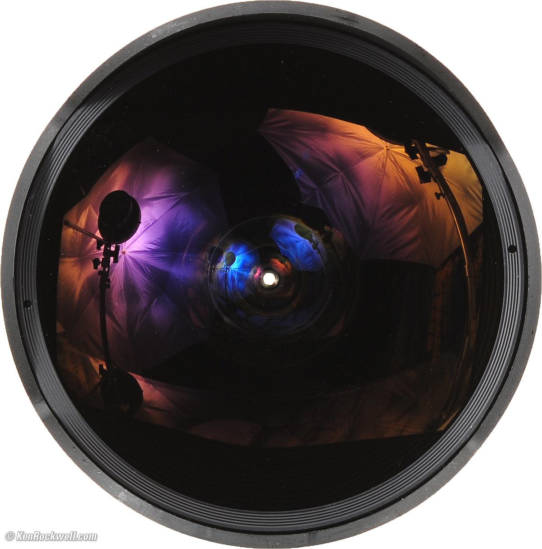Crear fotos de 360° con efecto ojo de pez