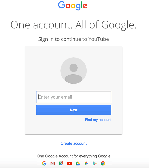google-account-signin