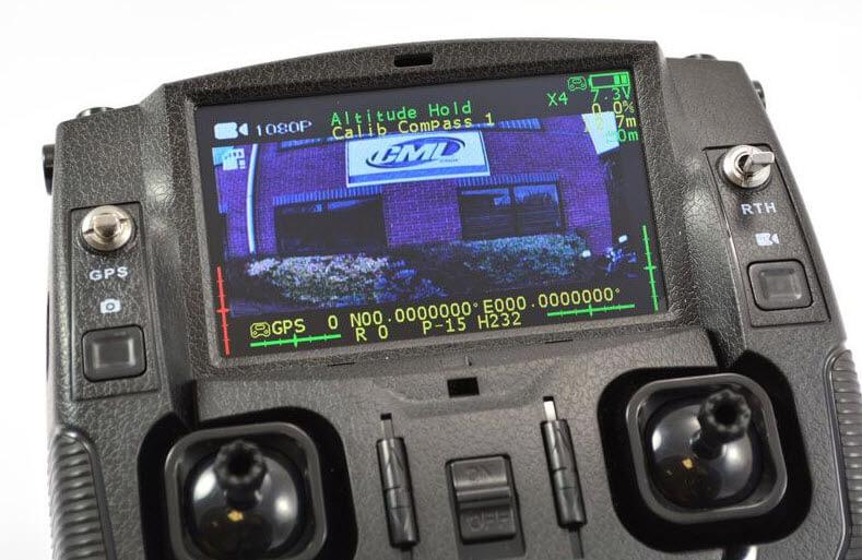 hubsan h501S x4 controller