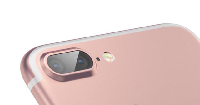 iphone 7 dual camera lens