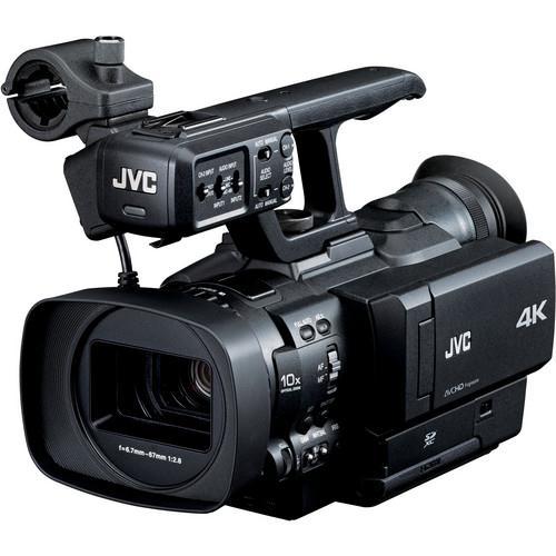 jvc-gy-hmq10 cámara de 4K