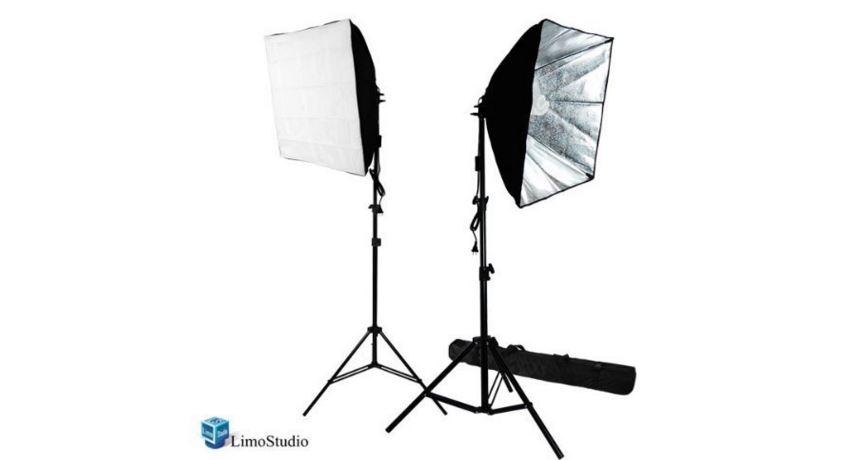iluminacion para videos de youtube