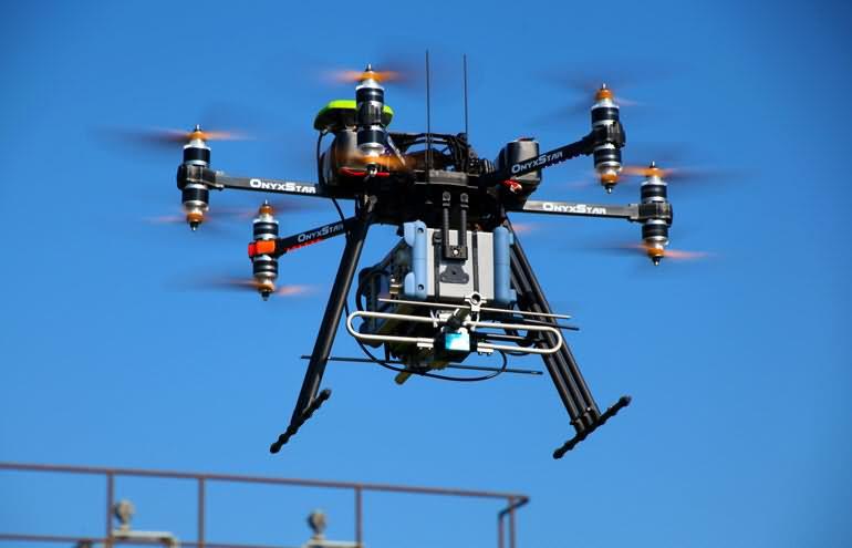 onyxstar hydra-12 Los 10 mejores drones de carga de 2018