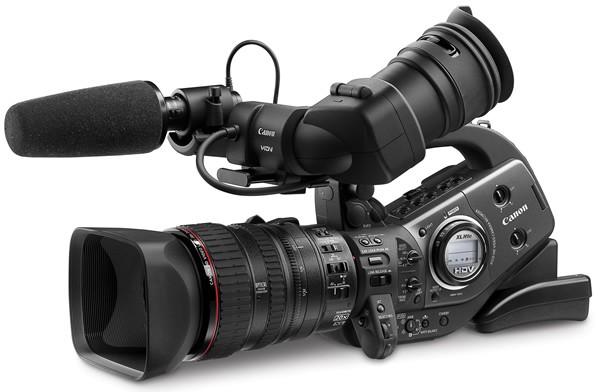 Cámaras de vídeo para consumidores pro