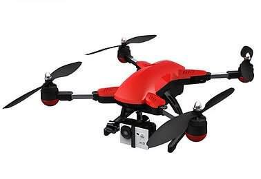 sim too pro mejores drones con vuelos más largos de 2018