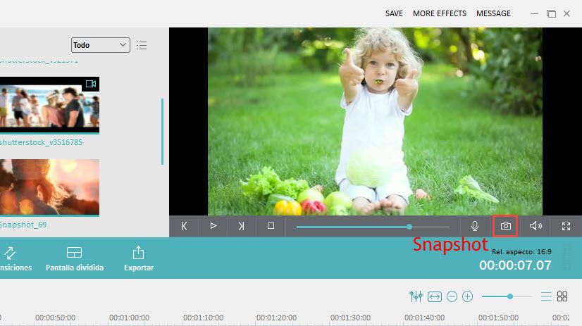 Cómo extraer fotogramas de un vídeo con alta calidad