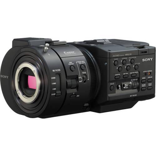 sony-nex-fs700r-super-35 cámara de 4K