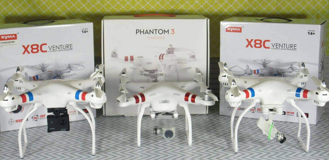 syma vs phantom design