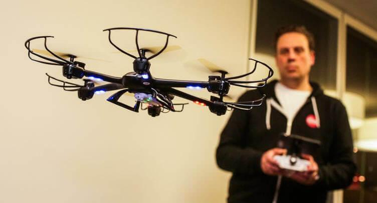 uto drone u960