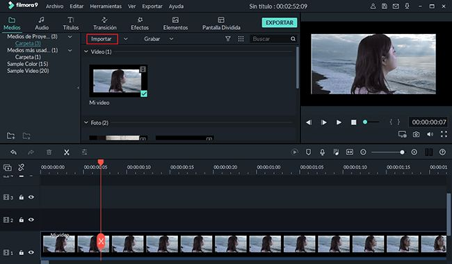 webcam video editor