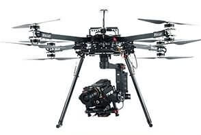vulcan uav raven Los 10 mejores drones de carga de 2018
