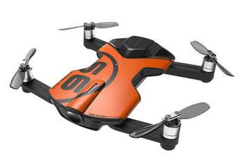 Los 10 mejores drones que te siguen wingsland s6 foldable pocket selfie drone