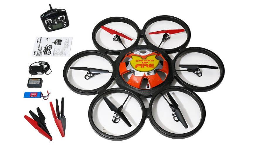 wltoys hexacopter rc quadcopter