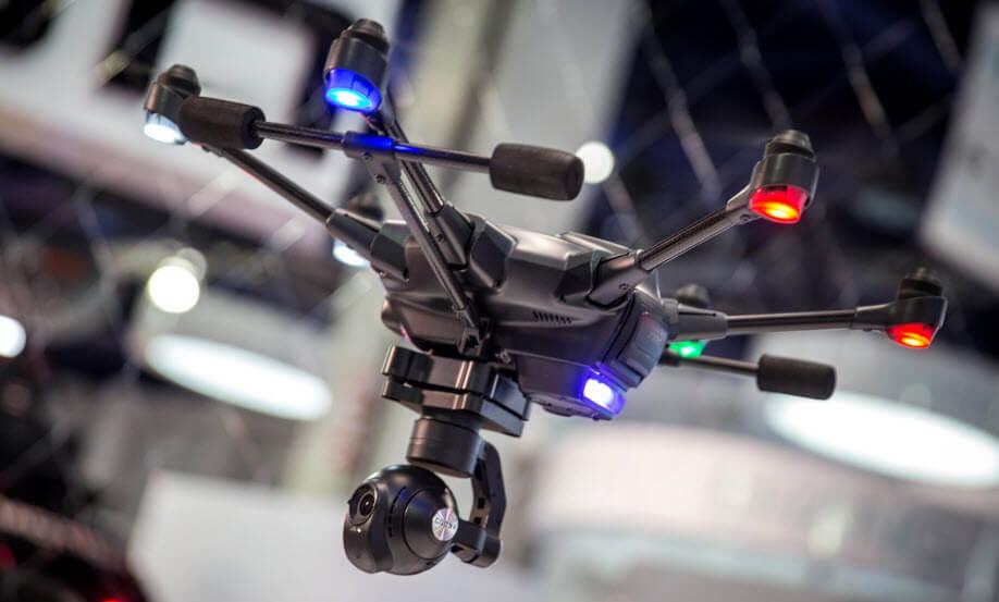 Los 10 mejores drones que te siguen yuneec h